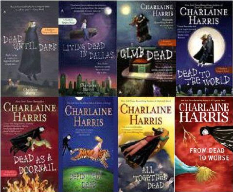 love book books read sookie stackhouse novels