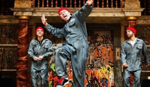 Othello: The Remix at The Globe