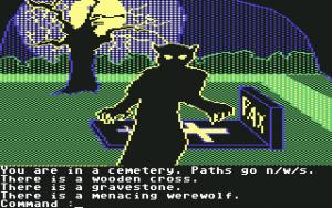 Command: Kiss Werewolf